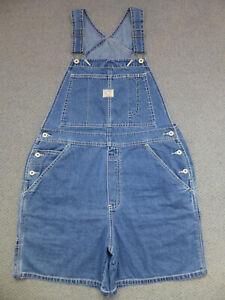 OLD NAVY - Jeans Latzshorts Latzhose kurz Gr. L  - Bib Short Overalls