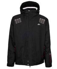 Mens Trespass 'Mercade' Ski Jacket - Black Size XS