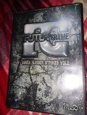 RARE 2 Disc CD DVD Case Futurgryme WHEN HUNGER STRIKES VOL 2 MD Danger MUSIC