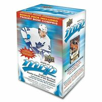 2020-21 Upper Deck MVP Hockey Sealed Retail Blaster Box In Stock 21 packs