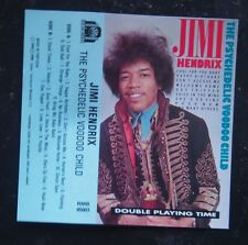 Cassette - Jimi Hendrix, The Psychedelic Voodoo Child - 1990 Remember RMB 45003