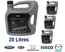 Multivehículo Genuinos Ford Aceite 5W30 Formula F 20 Litros Totalmente Sintético