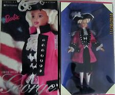 "BARBIE  ""1997 FAO SCHWARZ GEORGE"" LIMITED EDITION, AMERICAN BEAUTIES COLLECTION"