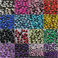 Wedding Supply 5000pcs 4.5mm Diamond Party Decor Table Confetti Crystal Acrylic