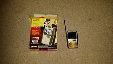 Casio Portable TV Television with Box works with batteries not included