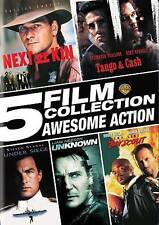 New! 5 Film Collection: Awesome Action (Dvd, 2016)
