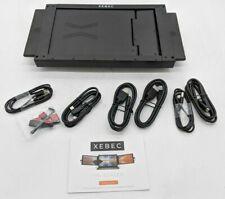 Xebec Tri-Screen Monitors Portable Laptop Workstation -CSS0863