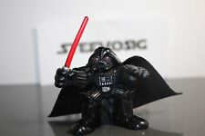 Star Wars Galactic Heroes Darth Vader w/ Rare Clear Red Lightsaber