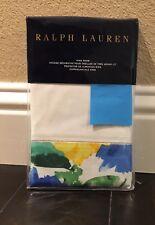 New Ralph Lauren King Pillow Sham in Ashlyn Floral