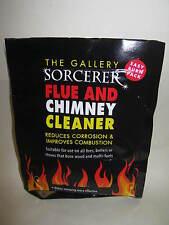 New Sorcerer Chimney & Flue Cleaner Fires Stove Multi-fuel 90g