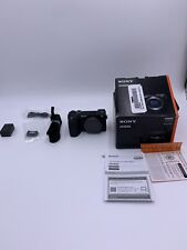 Sony Alpha a6600 24.2MP Mirrorless Camera Lightly Used With Box *