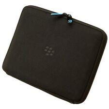 BlackBerry Zip Sleeve for BlackBerry PlayBook - Black with Baby Blue on Zipper