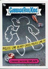 Garbage Pail Kids Mini Cards 2013 Base Card 13b Crime Scene DEAN