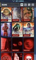 Star Wars Card Trader pick any 9 cards from RIGOS37 Digital Cards BOGO 30% OFF