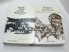 JOSEPH SMITH AND THE RESTORATION-ENSIGN TO THE NATIONS 1805-1972 Mormon LDS Hist