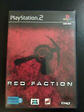 Red faction ps2 Complet
