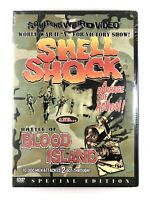 *NEW* Shell Shock A Barrage Of Action / Battle of Blood Island Special Edition