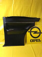 Nuovo Originale Opel Olympia a Rivestimento Destro Parete Laterale Nero