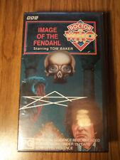 4th Dr Doctor Who Image of The Fendahl VHS Tom Baker Leela Tardis