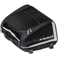 Held Vivione Black Motorcycle Strap System Small Waterproof Rear Bag | 6-7 L