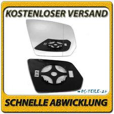 Spiegelglas für VW PASSAT B6 2004-2010 rechts sphärisch beifahrerseite