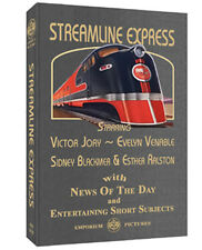 Streamline Express - Great '30s Railroad Comedy On DVD!!