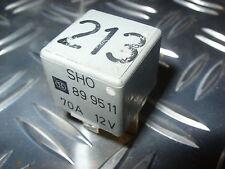 ++ Audi 80 B4 Relais Nr. 213 Arbeitskontaktrelais 443951253 J ++