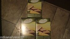 3 BOX IDEAL PROTEIN LEMON WAFERS 7 PACKETS per box 15G PROTEIN PER PACKET