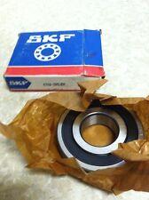 SKF 6306-2RSJEM Bearing - NEW