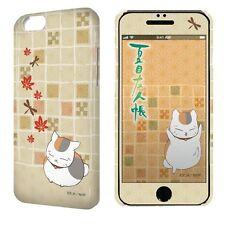 Natsume Yuujinchou DezaJacket Case Cover for iPhone 6 6S Screen Guard Film Maple
