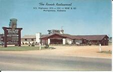 ag(F) Montgomery, AL: The Ranch Restaurant