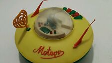 VINTAGE SAUCER TOY METEOR SPACE 1970s BATTERY OPERATED ORIGINAL MADE IN POLAND