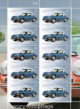 Porsche 911 Classic Briefmarke Porsche 911 Targa ab 1965 Neue