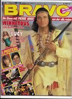 BRAVO Nr.8 vom 18.2.1982 Chris de Burgh, Shakin´ Stevens, Rheingold, Cat Stevens