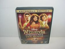 Wizards of Waverly Place The Disney DVD Movie