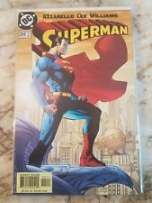 SUPERMAN #204 NM- JIM LEE CVR ART 2004  HIGH GRADE DC COMIC