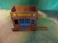 Playmobil Western Fort Erweiterung - Headquarters 3. US Armee 1