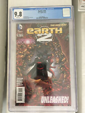 KEY CGC 9.8 NM+/MT 1st appearance Earth 2 Black Superman Val-Zod Movie Coming!