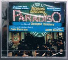 ENNIO MORRICONE NUOVO CINEMA PARADISO (VERSIONE INTEGRALE) CD SIGILLATO!!!