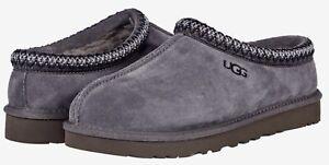 UGG Australia Men's NEW Tasman Suede Slip On Indoor/Outdoor Slippers Shoes *NIB*
