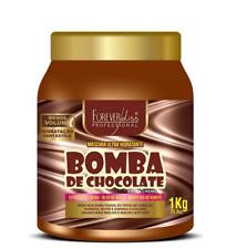 Chocolate Bomb Moisturizing Mask 1kg - Forever Liss