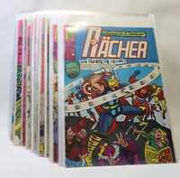 Auswahl: Williams Verlag Marvel Comic - Die ruhmreichen Rächer - Nr. 8 - Nr. 99