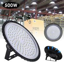 New listing 500W Ufo Led High Bay Light Factory Warehouse Factory Gym Shop Lighting Fixtures