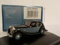 Riley Kestral - Blue - black, Model Cars, Oxford Diecast