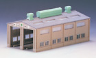 Tomix Modern double engine house structure 4012 N scale TomyTec Japan