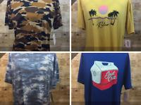 NWT LuLaRoe Hudson 2XL Short Sleeve T-shirt Coy Fish Just Chill Polka Dots