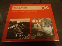 Bob Dylan : Time Out of Mind/love and Theft CD 2 discs (2007)