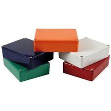 HAMMOND 1590bbsrd pressofuso STOMP BOX ROSSO 120 x 94 x 42