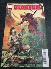 "Deadpool#7 Incredible Condition 9.0(2019)""Vs Conan Variant"""
