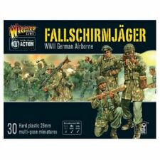 German Fallschirmjager Bolt Action Warlord Games 28mm SD